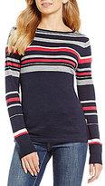 Smartwool Cascade Valley Stripe Sweater