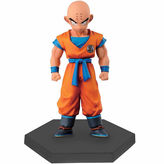Asstd National Brand Banpresto Dragon Ball Z 5.9-Inch Kuririn Figure, Chozousyu