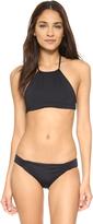 L-Space Lizzie Wrap Bikini Top
