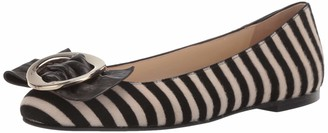 Frances Valentine Women's Frances Ballet Flat Multi 8.5 B US