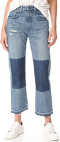 Rag & Bone Marilyn Buckle Back Jeans