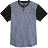 Zoo York Short-Sleeve Henley Tee - Boys 8-20
