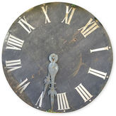 One Kings Lane Vintage French Zinc Clock Face