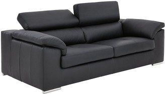Brady 100% Premium Leather 3 Seater + 2 Seater Sofa Set (Buy and SAVE!)