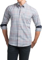 Barbour Ronald Tattersall Shirt - Tailored Fit, Long Sleeve (For Men)