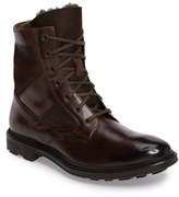 To Boot Men's Tobias Genuine Shearling Lined Boot