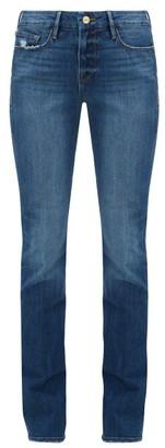 Frame Le Mini Bootcut Jeans - Denim