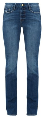 Frame Le Mini Bootcut Jeans - Womens - Denim