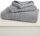 Martha Stewart CLOSEOUT! Collection Plush Bath Towel Collection, 100% Cotton