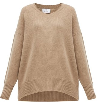 Allude Cashmere Sweater - Brown