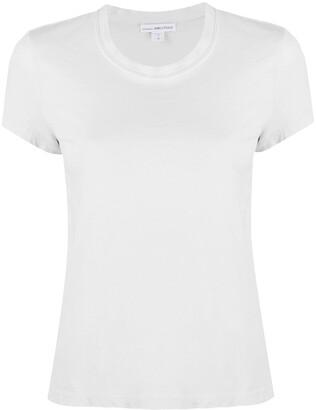 James Perse crewneck cotton T-shirt