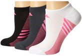 adidas Climacool Superlite 3-Pair No Show Sock