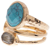 Melinda Maria Courtney Turquoise Ring - Size 7