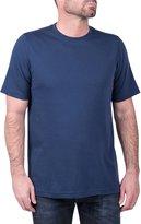 Pure Pima Designer Shirts for Men - Ultra Soft Pima Cotton T Shirt - S/S Crew