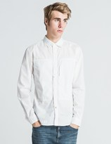 "De-Luxe DELUXE White ""Jerry"" Shirt"