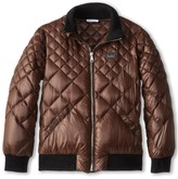 Dolce & Gabbana Quilted Nylon Down Jacket (Big Kids)