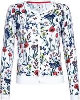 Yumi Floral Knit Cardigan