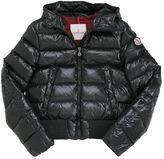 Moncler Sotiria Nylon Down Bomber Jacket