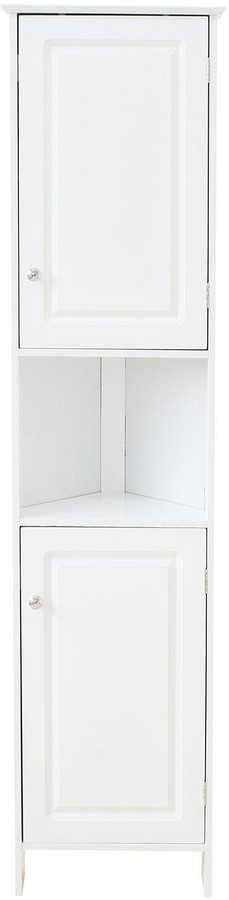 Tall White Bathroom Cabinet Shop The World S Largest Collection Of Fashion Shopstyle Uk