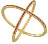 Nordstrom Bony Levy Crossover Diamond Ring Exclusive)