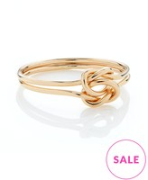 Erica Weiner Lovers Knot Ring