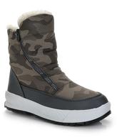 Camouflage Khaki Banded Boot