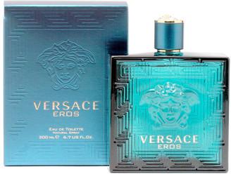 Versace Men's 6.7Oz Eros Eau De Toilette Spray