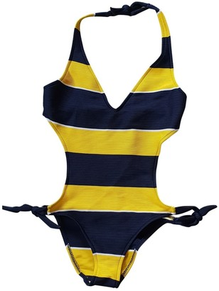 Andres Sarda Navy Swimwear for Women