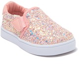 Dr. Scholl's Madison Glitter Slip-On Sneaker (Toddler)