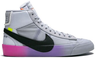 """Nike x Off-White The 10: Blazer Mid """"Queen"""" sneakers"""