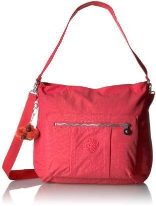 Kipling Carley Solid Hobo Crossbody Bag