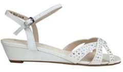 Dyeables Lena Wedge Sandal Women's Shoes