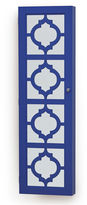 Asstd National Brand Wall Mounted Mirrored Jewelry Armoire