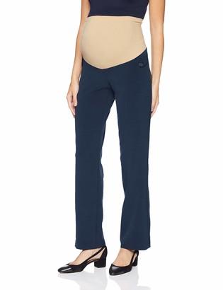 Motherhood Maternity Women's Maternity Bi-Stretch Secret Fit Belly Straight Leg Pant