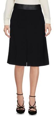 Barbara Bui Knee length skirt