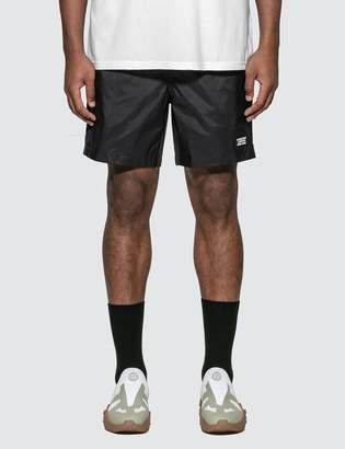 Burberry Logo Applique Drawcord Swim Shorts