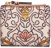Tory Burch HICKS GARDEN PARTY MINI WALLET