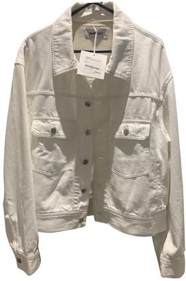 Ambush White Denim - Jeans Jackets
