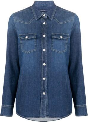 Jacob Cohen denim long sleeve shirt