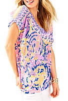 Lilly Pulitzer Elliston Blouse