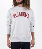 Champion Men's Oklahoma Sooners College Weave Crew Sweatshirt