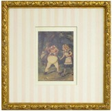 The Well Appointed House Alice in Wonderland XI Framed Print