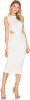 Finders Keepers Aspects Dress in White. - size L (also in S,XS)