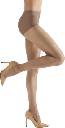 Natori 2-Pack Silky Sheer Control-Top Thigh Highs