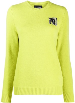 Markus Lupfer Mia Cat knitted jumper
