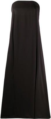 Gianfranco Ferré Pre-Owned 1990s Strapless Long Dress