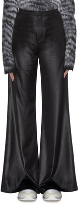 Alexander Wang 'Wash & Go' wet shine pants