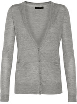 Isabel Marant Baltimore Cashmere And Silk-Blend Cardigan