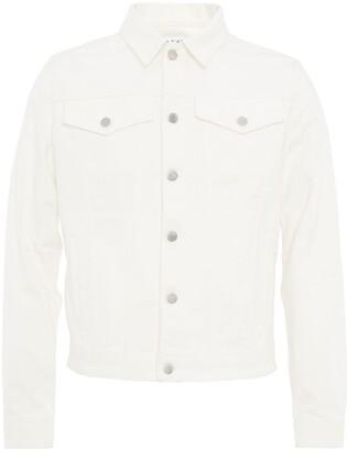 J.W.Anderson Mystic Paisley print denim jacket