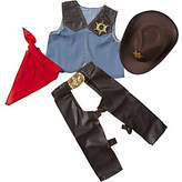 Melissa & Doug Cowboy Role Play Costume Set